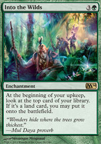 Into the Wilds - Magic 2014