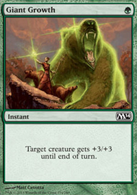 Giant Growth - Magic 2014