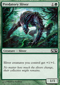 Predatory Sliver - Magic 2014