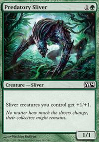 Predatory Sliver - Magic 2014
