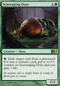Scavenging Ooze - Magic 2014
