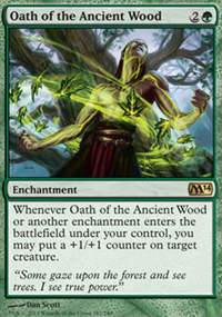 Oath of the Ancient Wood - Magic 2014
