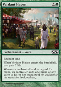 Verdant Haven - Magic 2014