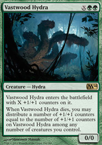 Vastwood Hydra - Magic 2014
