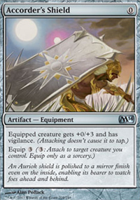 Accorder's Shield - Magic 2014