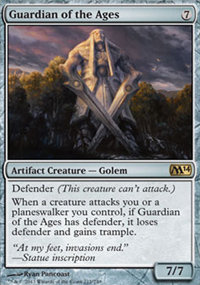 Guardian of the Ages - Magic 2014