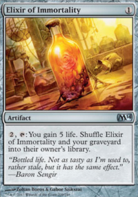 Elixir of Immortality - Magic 2014