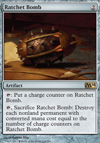 Ratchet Bomb - Magic 2014