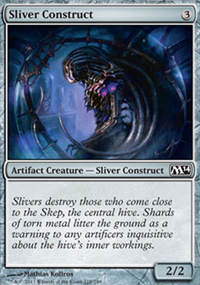 Sliver Construct - Magic 2014