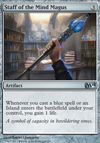 Staff of the Mind Magus - Magic 2014