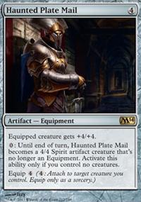 Haunted Plate Mail - Magic 2014