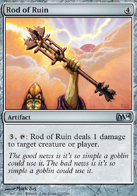 Rod of Ruin - Magic 2014