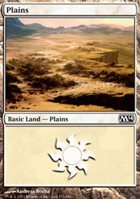 Plains - Magic 2014