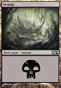 Swamp - Magic 2014