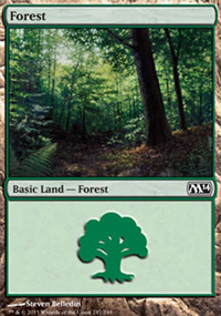Forest - Magic 2014