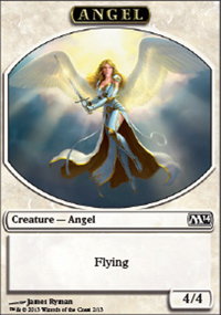 Angel - Magic 2014