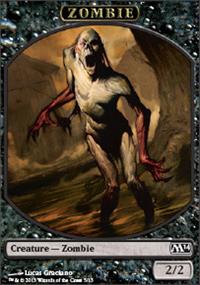Zombie - Magic 2014