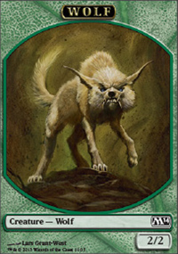 Wolf - Magic 2014
