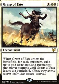 Grasp of Fate - Commander 2015