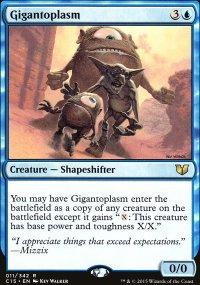 Gigantoplasm - Commander 2015