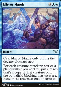 Mirror Match - Commander 2015