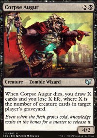 Corpse Augur - Commander 2015