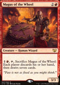 Magus of the Wheel - Commander 2015