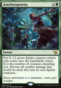 Arachnogenesis - Commander 2015