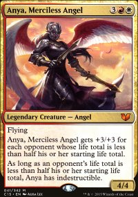 Anya, Merciless Angel - Commander 2015