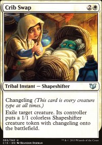 Crib Swap - Commander 2015