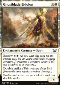 Ghostblade Eidolon - Commander 2015