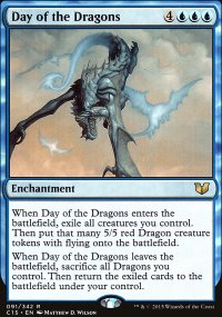 Day of the Dragons - Commander 2015