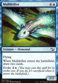 Mulldrifter - Commander 2015