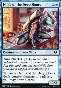 Ninja of the Deep Hours - Commander 2015