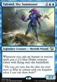 Talrand, Sky Summoner - Commander 2015
