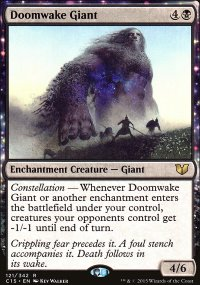 Doomwake Giant - Commander 2015