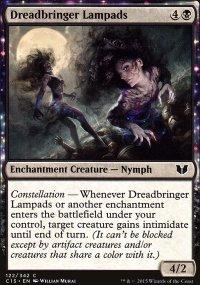 Dreadbringer Lampads - Commander 2015