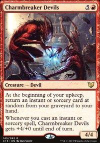 Charmbreaker Devils - Commander 2015