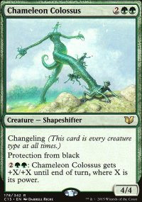 Chameleon Colossus - Commander 2015