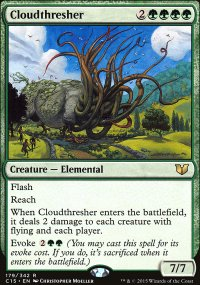 Cloudthresher - Commander 2015