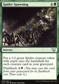 Spider Spawning - Commander 2015