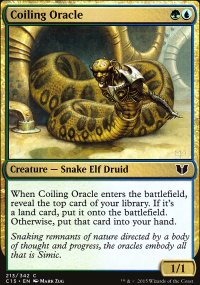Coiling Oracle - Commander 2015