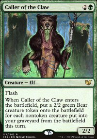 Caller of the Claw - Commander 2015