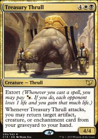 Treasury Thrull - Commander 2015