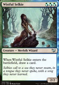 Wistful Selkie - Commander 2015