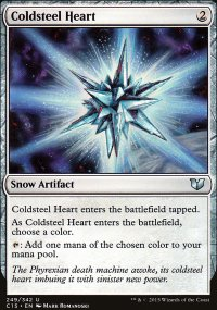 Coldsteel Heart - Commander 2015
