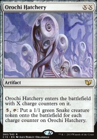 Orochi Hatchery - Commander 2015