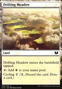 Drifting Meadow - Commander 2015