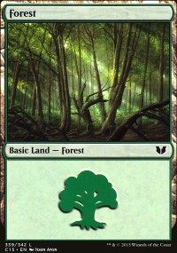 Forest 1 - Commander 2015