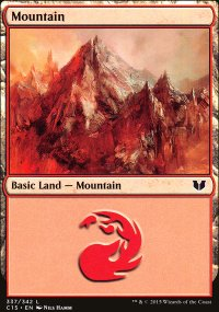 Mountain 3 - Commander 2015